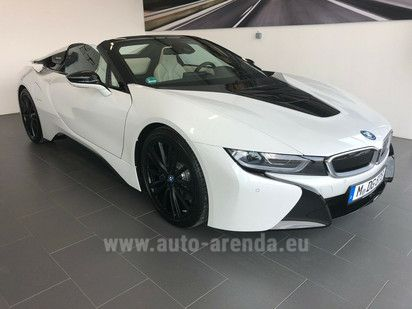 Купить BMW i8 Roadster First Edition 1 of 100 в Европе