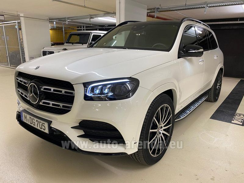 Купить Mercedes-Benz GLS 580 4MATIC в Европе