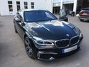 Rent-a-car BMW 750i XDrive M equipment in Monaco, photo 5
