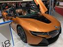 Rent-a-car BMW i8 Roadster Cabrio First Edition 1 of 200 eDrive in Germany, photo 15