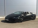 Rent-a-car Lamborghini Huracan Spyder LP 580 in France, photo 1
