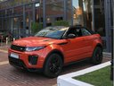 Rent-a-car Land Rover Range Rover Evoque HSE Cabrio SD4 in French Riviera Cote d'Azur, photo 2