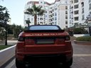 Rent-a-car Land Rover Range Rover Evoque HSE Cabrio SD4 in French Riviera Cote d'Azur, photo 5