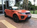 Rent-a-car Land Rover Range Rover Evoque HSE Cabrio SD4 in French Riviera Cote d'Azur, photo 1