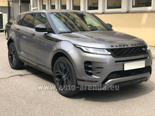 Rental Land Rover Range Rover Evoque D180SE in Germany