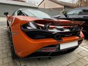 Rent-a-car McLaren 720S in French Riviera Cote d'Azur, photo 4