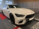 Rent-a-car Mercedes-Benz AMG GT 63 S 4-Door Coupe 4Matic+ in France, photo 2