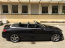 Rent-a-car Mercedes-Benz C 180 Cabrio AMG Equipment Black in French Riviera Cote d'Azur, photo 2