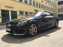 Rent-a-car Mercedes-Benz C 180 Cabrio AMG Equipment Black in French Riviera Cote d'Azur, photo 5