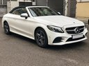 Rent-a-car Mercedes-Benz C-Class C 180 Cabrio AMG Equipment White in Italy, photo 8
