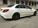 Rent-a-car Mercedes-Benz C-Class C43 AMG Biturbo 4MATIC White in Italy, photo 4
