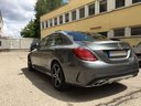 Rent-a-car Mercedes-Benz C-Class C43 AMG BITURBO 4Matic in Germany, photo 2