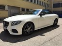 Rent-a-car Mercedes-Benz E-Class E 200 Cabrio in Italy, photo 4