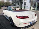 Rent-a-car Mercedes-Benz E-Class E 300 AMG Cabriolet in Germany, photo 3