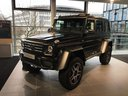 Rent-a-car Mercedes-Benz G-Class G 500 4x4² V8 in Italy, photo 1