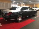 Rent-a-car Maybach S 560 4MATIC AMG equipment Metallic and Black in Switzerland, photo 4