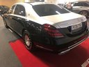 Rent-a-car Maybach S 560 4MATIC AMG equipment Metallic and Black in Switzerland, photo 5