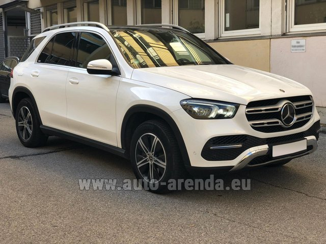 Прокат Мерседес-Бенц GLE 350 4Matic AMG комплектация в Германии