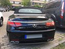 Rent-a-car Mercedes-Benz S 63 AMG Cabriolet V8 BITURBO 4MATIC+ in Europe, photo 6