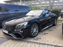 Rent-a-car Mercedes-Benz S 63 AMG Cabriolet V8 BITURBO 4MATIC+ in Europe, photo 1