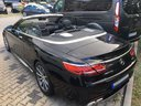 Rent-a-car Mercedes-Benz S 63 AMG Cabriolet V8 BITURBO 4MATIC+ in Europe, photo 2