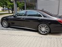 Rent-a-car Mercedes-Benz S 63 AMG Long in Europe, photo 3