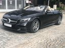Rent-a-car Mercedes-Benz S-Class S 560 Cabriolet 4Matic AMG equipment in Europe, photo 1