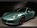 Rent-a-car Porsche 911 991 4S Racinggreen Individual Sport Chrono in Italy, photo 1