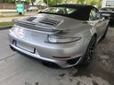 Rent-a-car Porsche 911 991 Turbo S in Europe, photo 2