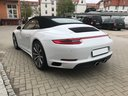 Rent-a-car Porsche 911 Carrera 4S Cabrio in Switzerland, photo 8
