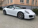 Rent-a-car Porsche 911 Carrera 4S Cabrio in Switzerland, photo 3