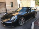 Rent-a-car Porsche 911 Targa 4S in Italy, photo 1
