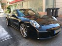 Rent-a-car Porsche 911 Targa 4S in Italy, photo 2