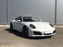 Rent-a-car Porsche 911 Targa 4S White in Italy, photo 1