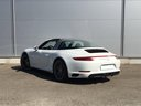 Rent-a-car Porsche 911 Targa 4S White in Italy, photo 2