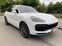 Rent-a-car Porsche Cayenne Turbo V8 550 hp in Austria, photo 2