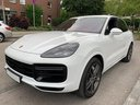 Rent-a-car Porsche Cayenne Turbo V8 550 hp in Austria, photo 1