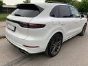 Rent-a-car Porsche Cayenne Turbo V8 550 hp in Austria, photo 4
