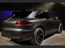 Rent-a-car Porsche Macan Turbo Performance Package LED Sportabgas in Switzerland, photo 8