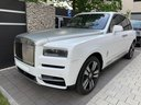 Rent-a-car Rolls-Royce Cullinan White in Monaco, photo 4