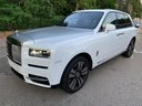 Rent-a-car Rolls-Royce Cullinan White in Monaco, photo 1
