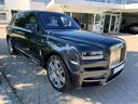 Rent-a-car Rolls-Royce Cullinan dark grey in The Czech Republic, photo 1