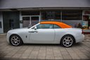 Rent-a-car Rolls-Royce Dawn White in Europe, photo 1